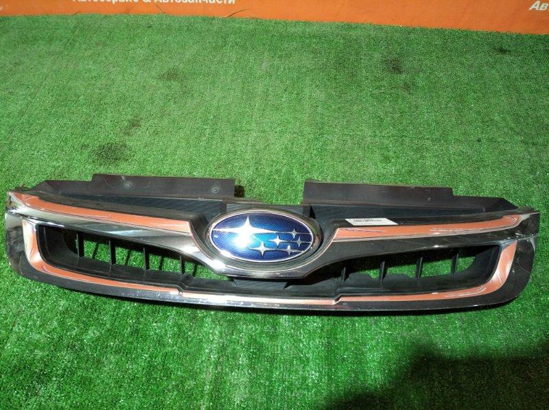 Решетка радиатора Subaru Exiga YA5 EJ20 2008 1мод