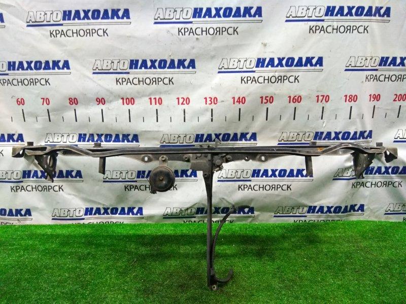 Рамка радиатора Toyota Celica ST202 3S-FE 1993 передняя верхняя верхняя часть рамки с замком капота +