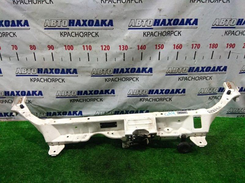 Рамка радиатора Honda Capa GA4 D15B 2000 передняя верхняя верхняя часть рамки с замком капота +
