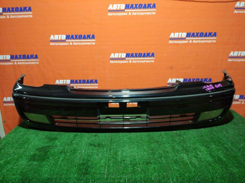 Бампер Toyota Progres JCG10 1JZ-GE 1998 передний 51-2 1 мод COLOUR 6N9/туманки 51-2+антенна/ХТС под полировку