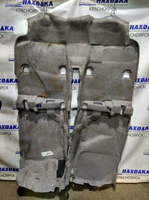 Обшивка пола Honda Insight ZE2 LDA 2009 ковровое покрытие пола в салон