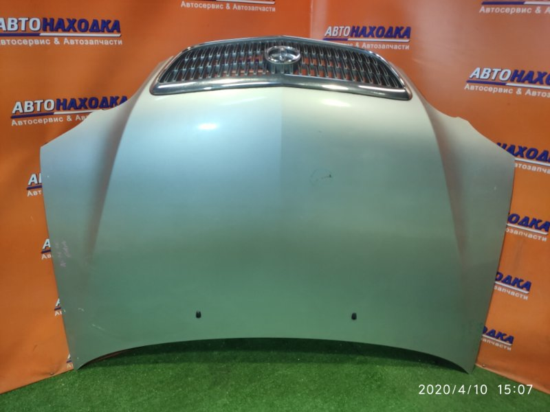 Капот Toyota Gaia ACM10 1AZ-FSE +РЕШЁТКА,