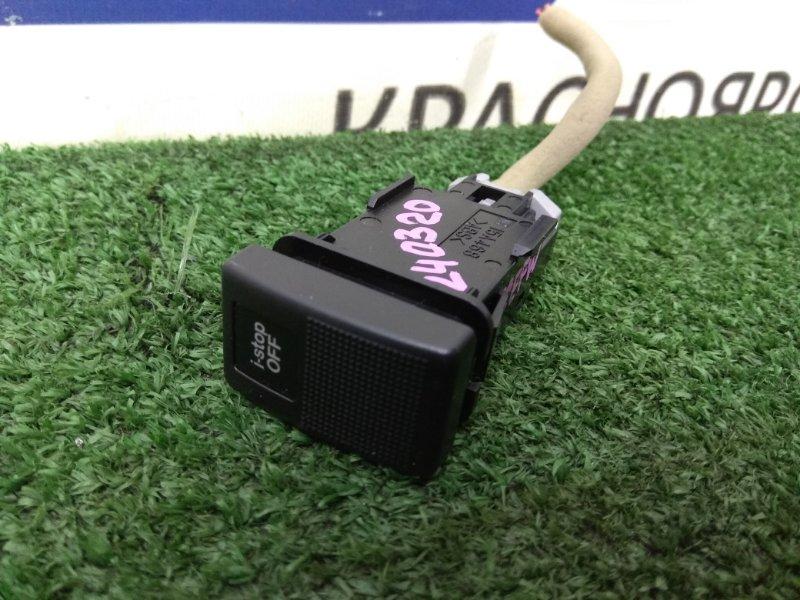 Кнопки в салон Mazda Biante CCEFW LF-VDS 2008 Выключатель антипробуксовочной системы
