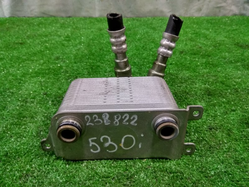 Радиатор акпп Bmw 530I E60 N52B30 2003 17217534896