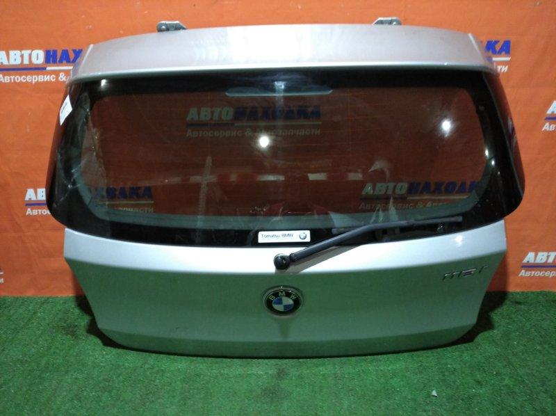 Дверь задняя Bmw 116I E87 N43 B16 2004 стекло нетонир+метла/ХТС