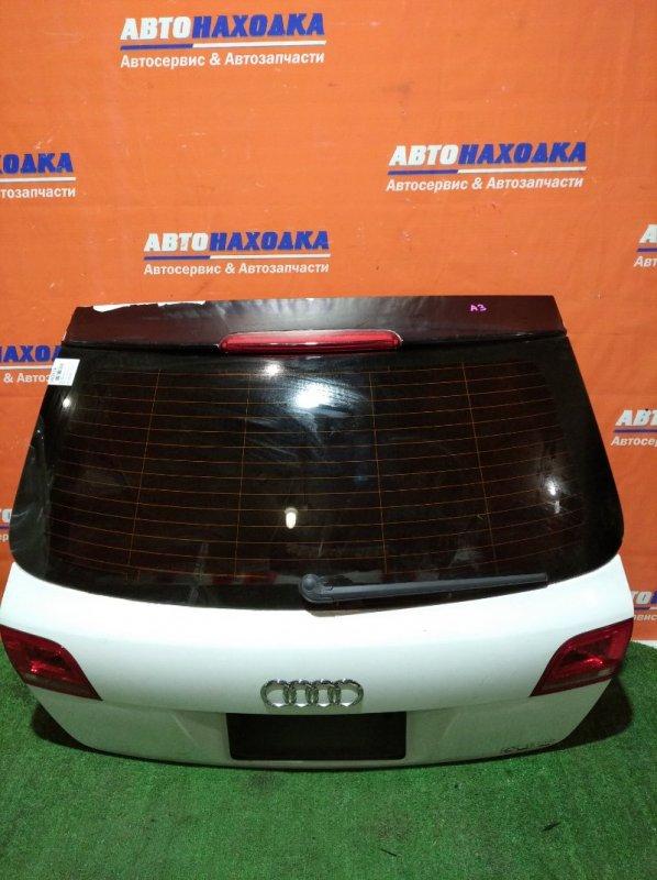 Дверь задняя Audi A3 8PA CBZB 2004 21.92 стекло тонир пленка+камера+стопы