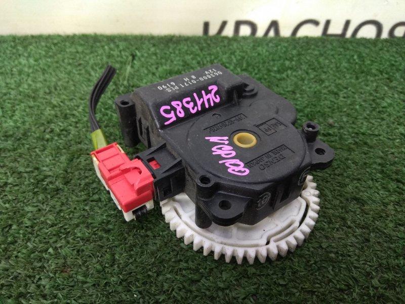Привод заслонок отопителя Toyota Ractis NCP100 1NZ-FE 2005 063800-0171 Фишка 6 контактов