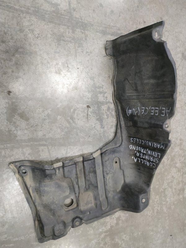 Защита двс Toyota Sprinter Marino AE101 передняя левая 51442-12090