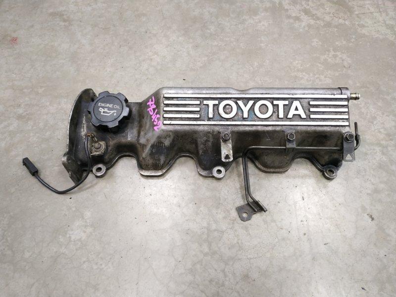Крышка гбц Toyota Carina CT170 2С 1988 11201-64050 алюм. клапанная крышка