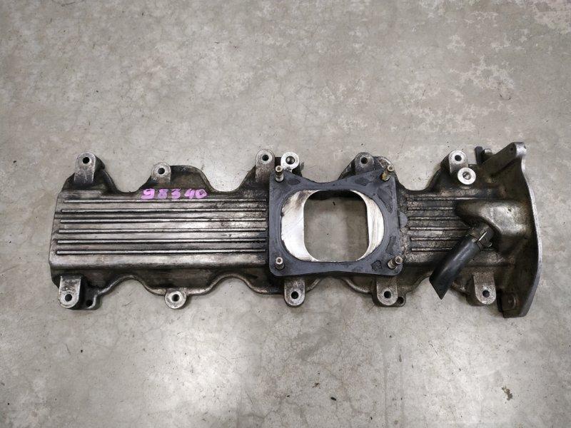 Крышка гбц Toyota Estima Emina CXR10G 3C-T 1993 11201-64130, 11201-64131 Под вакуумный насос, алюм. клапанная