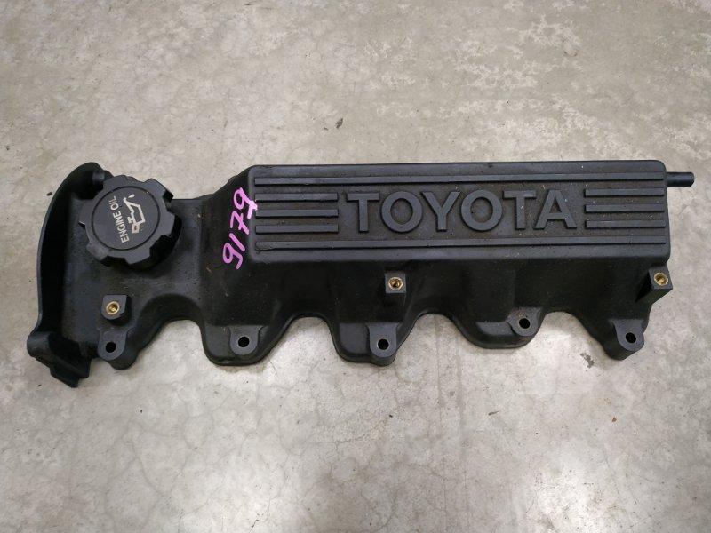 Крышка гбц Toyota Corolla CE100 2C 1991 11201-64080, 11211-64080