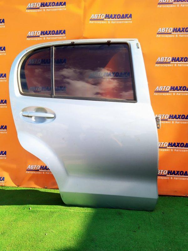 Дверь Toyota Passo KGC30 1KR-FE задняя правая