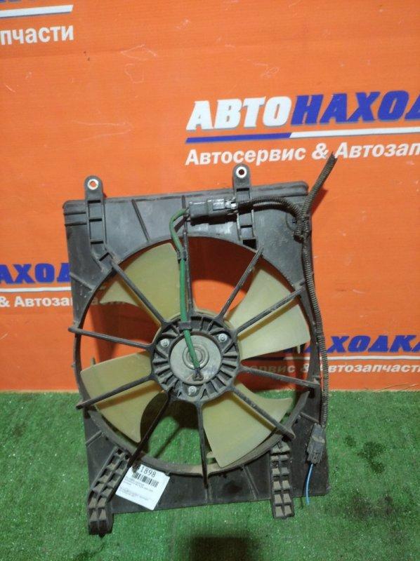 Вентилятор радиатора Honda Edix BE3 K20A 2004 основной