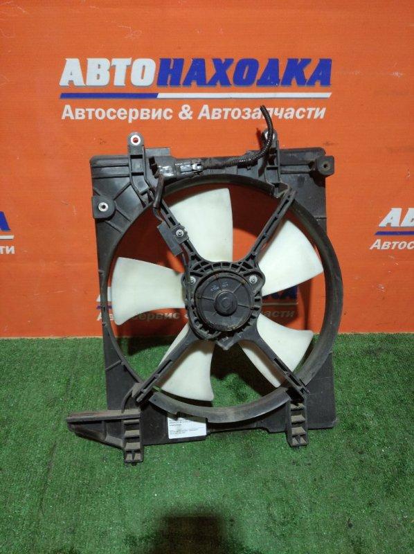 Вентилятор радиатора Honda Edix BE3 K20A 2004 кондиционера