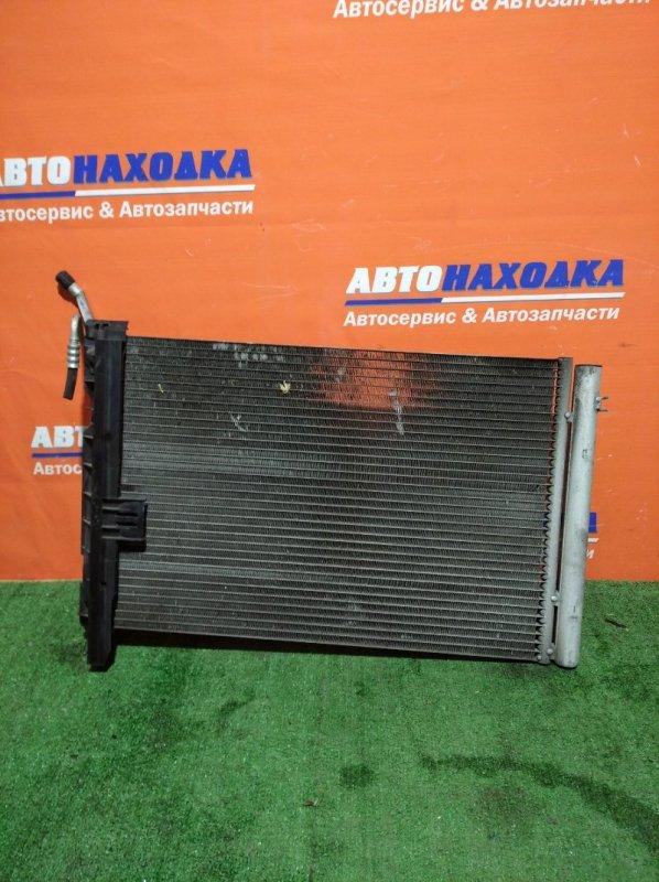 Радиатор кондиционера Bmw 116I E87 N43B16 2004