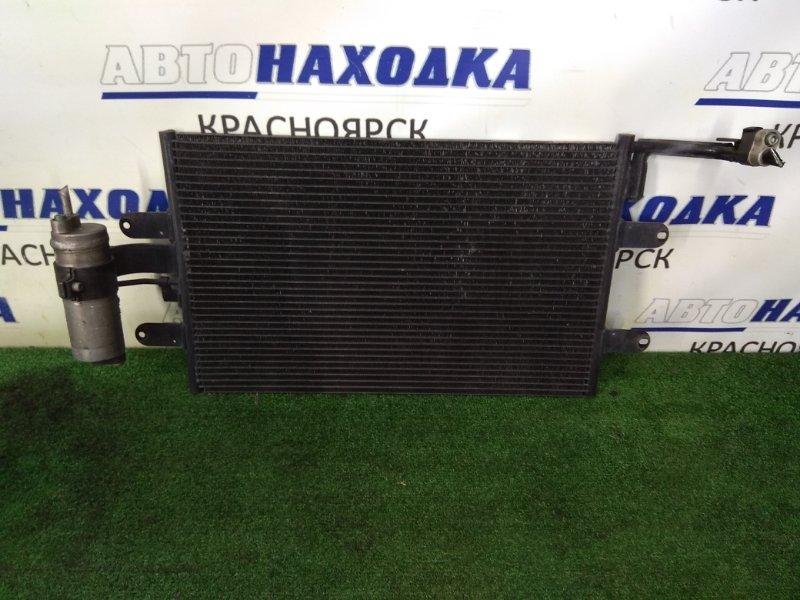 Радиатор кондиционера Audi Tt 8N3 AUQ 2003 8N0820411A