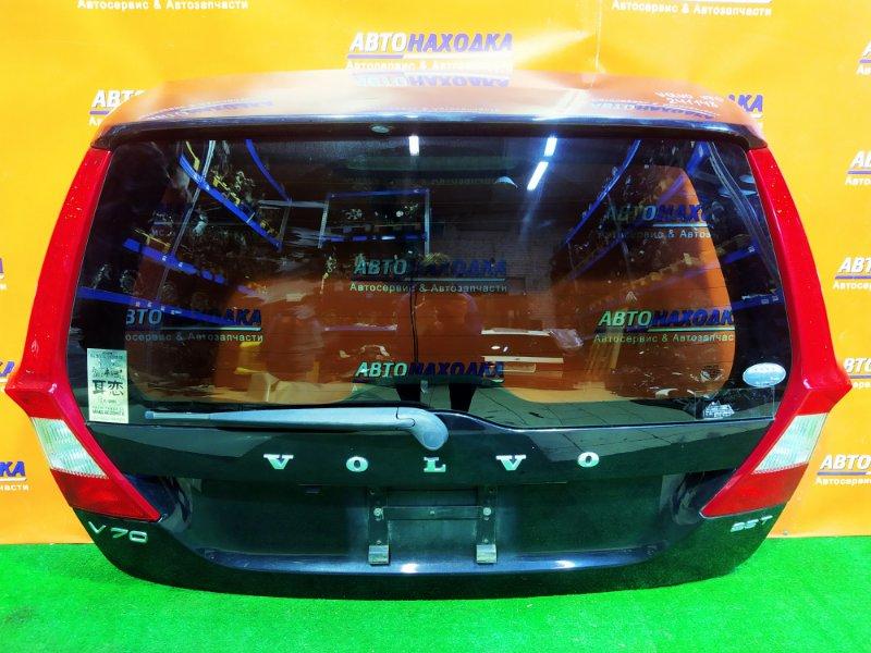 Дверь задняя Volvo V70 BW5 B5254T6 06.2008 +МЕТЛА
