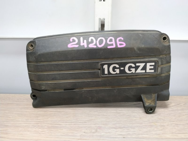 Крышка грм Toyota Mark Ii GX81 1G-GZE 1988 11322-70020 Верхняя часть
