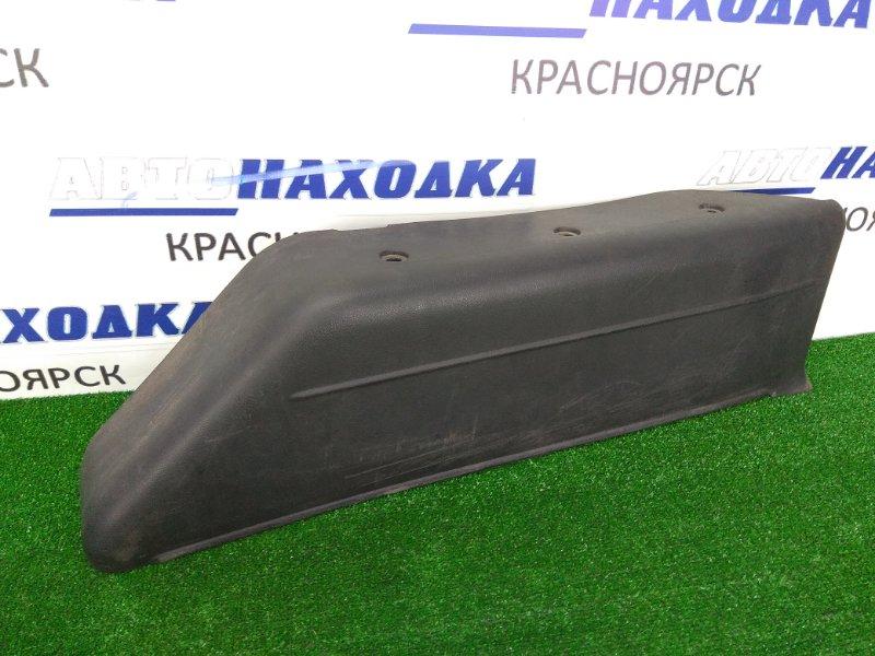 Обшивка багажника Renault Kangoo KC K4M 2003 правая 8200074342 правая, боковая, к полу, черная