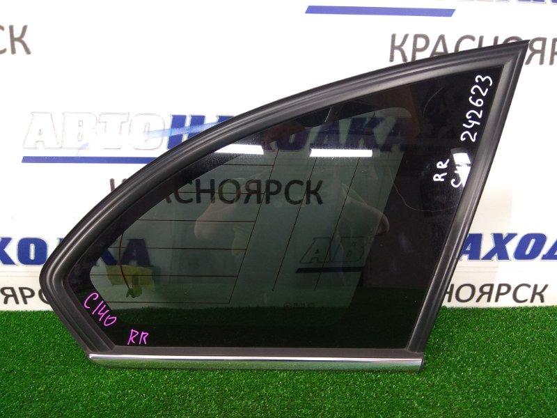 Стекло собачника Chevrolet Captiva C140 A24XE 2011 заднее правое заднее правое, заводская тонировка,