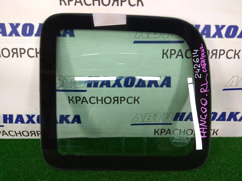 Стекло собачника Renault Kangoo KC K4M 2003 заднее левое заднее левое