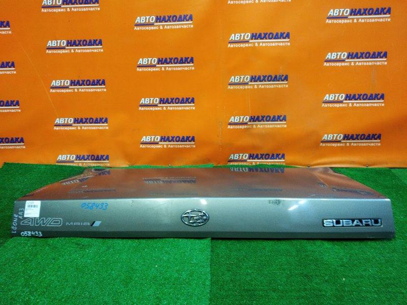 Крышка багажника Subaru Leone AA3 EA81