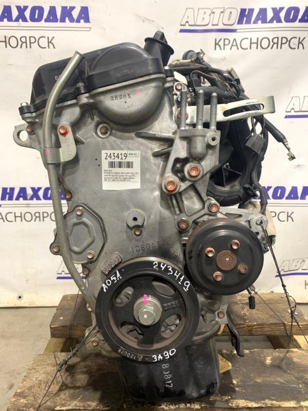 Двигатель Mitsubishi Mirage A05A 3A90 2012 UAC7367 3A90 № UAC7367 пробег 59 т.км. ХТС. С аукционного авто.