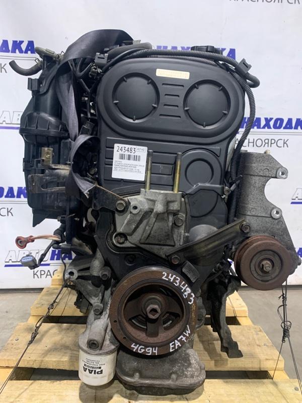 Двигатель Mitsubishi Legnum EA7W 4G94 1998 MJ4648, MD978080 4G94 № MJ4648 GDI пробег 54 т.км. 2000 г.в. ХТС. С