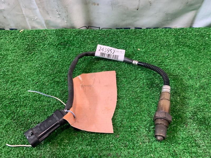 Лямбда-зонд Renault Kangoo KC K4M 2003 задний нижний 0258006046, H7700107433 после катализатора