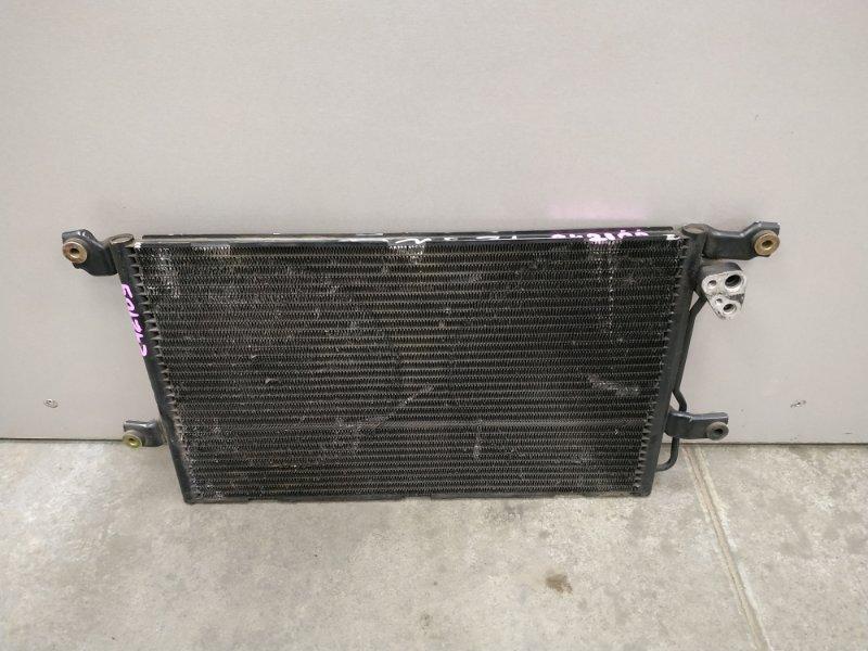 Радиатор кондиционера Mitsubishi Delica Space Gear PE8W 4M40T 1994 MB946630