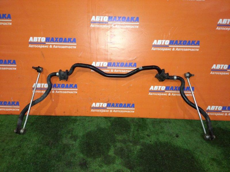 Стабилизатор Toyota Aqua NHP10 1NZ-FXE 2011 передний +втулки+линки/без скоб d=24mm