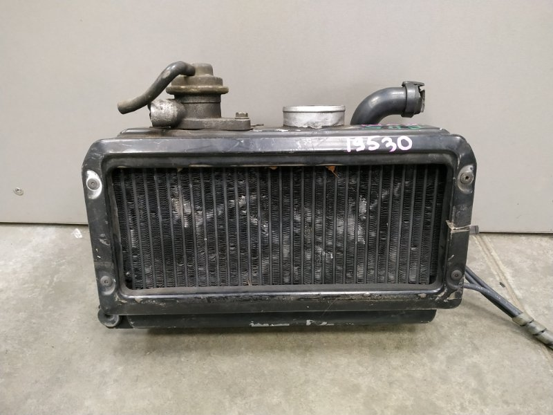 Радиатор интеркулера Subaru Legacy BH5 EJ20-T 1997 21819-AA020 EJ206/208