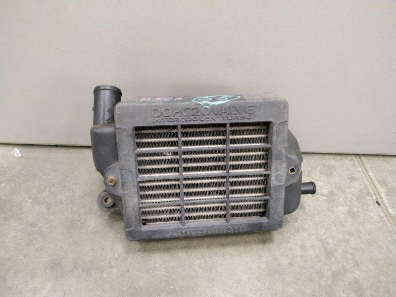 Радиатор интеркулера Mitsubishi Pajero Mini H56A 4A30T .