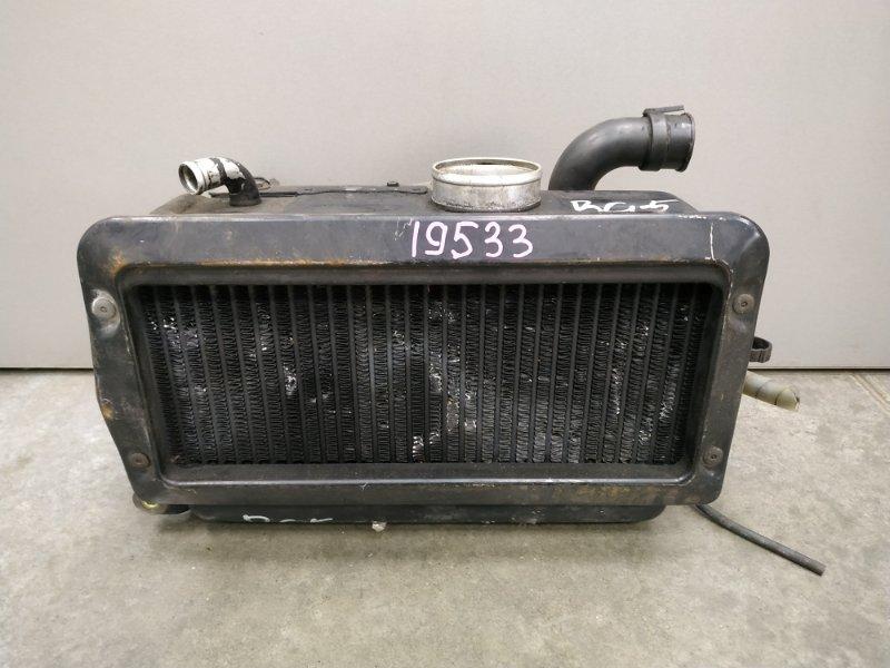 Радиатор интеркулера Subaru Legacy BG5 EJ20-T 1995 21819-AA011