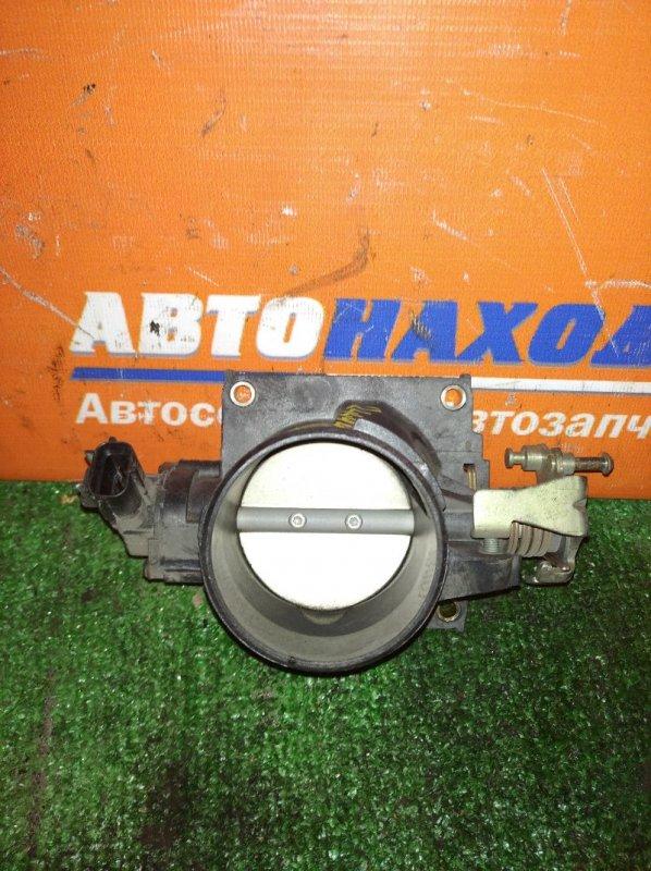 Заслонка дроссельная Mazda Atenza GG3S L3 2003 IS7U-9E927-CB 75т.км