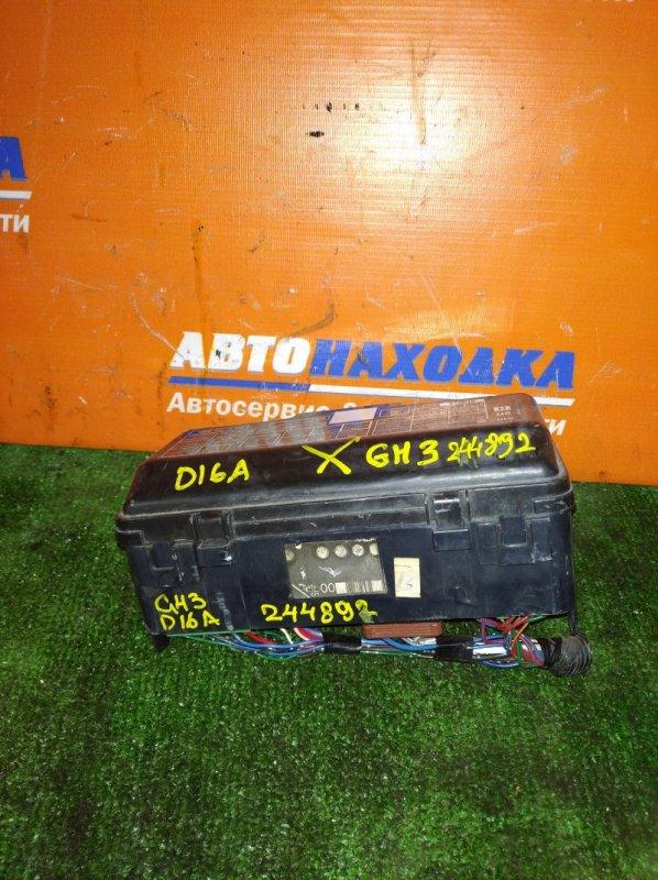 Блок предохранителей Honda Hr-V GH3 D16A 1999 29т.км