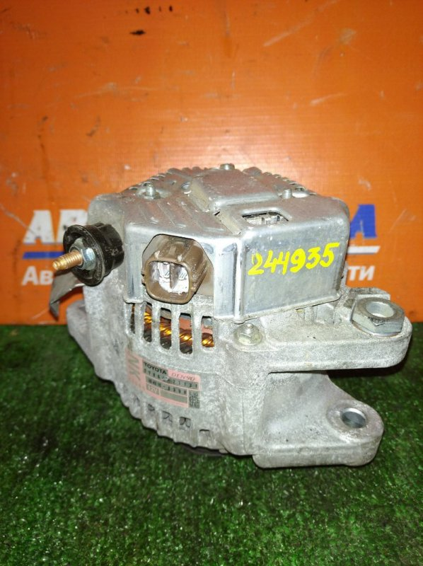 Генератор Toyota Sienta NCP81G 1NZ-FE 2003 27060-21131 2мод 63т.км 4к