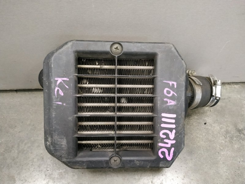 Радиатор интеркулера Suzuki Kei HN11S F6A-T 1998