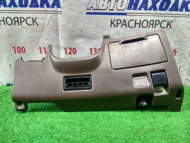 Накладка пластиковая в салон Toyota Mark Ii GX90 1G-FE 1994 55045-22090 облицовка под рулевую