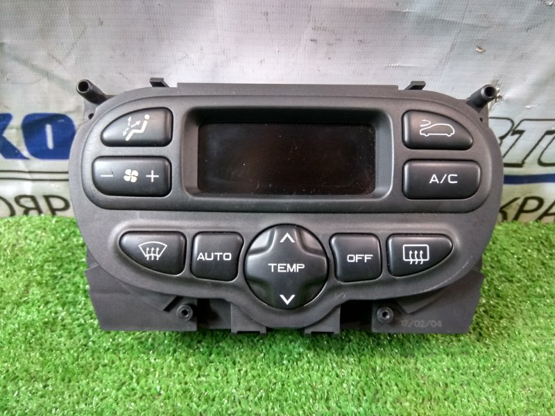 Климат-контроль Peugeot 307 3A/C TU5JP4 2001 96430991 1 мод., с экраном, с фишками