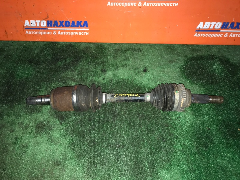 Привод Nissan Stagea NM35 VQ25DD 2001 передний правый abs