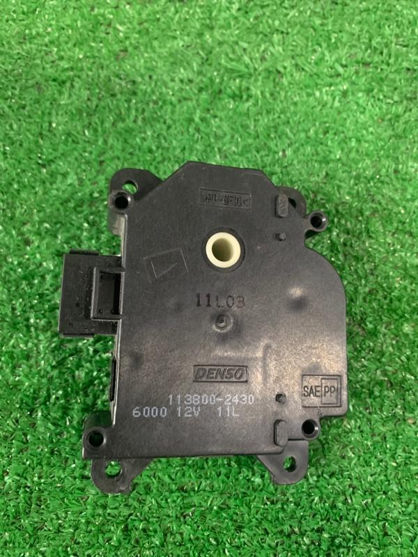Привод заслонок отопителя Honda Freed GB3 L15A 2008 113800-2430 5 контактов