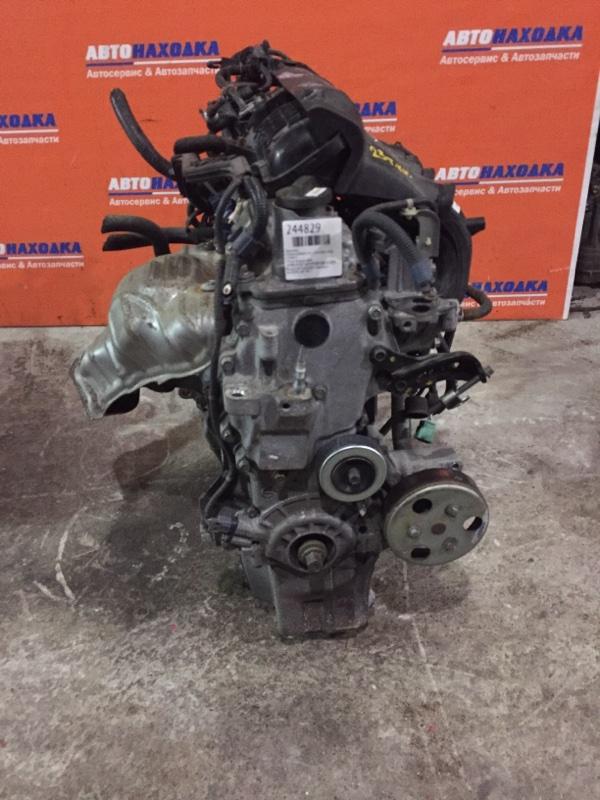 Двигатель Honda Airwave GJ1 L15A 2005 5105872 23т.км 4катушки/без шкива,генератора,компрессора