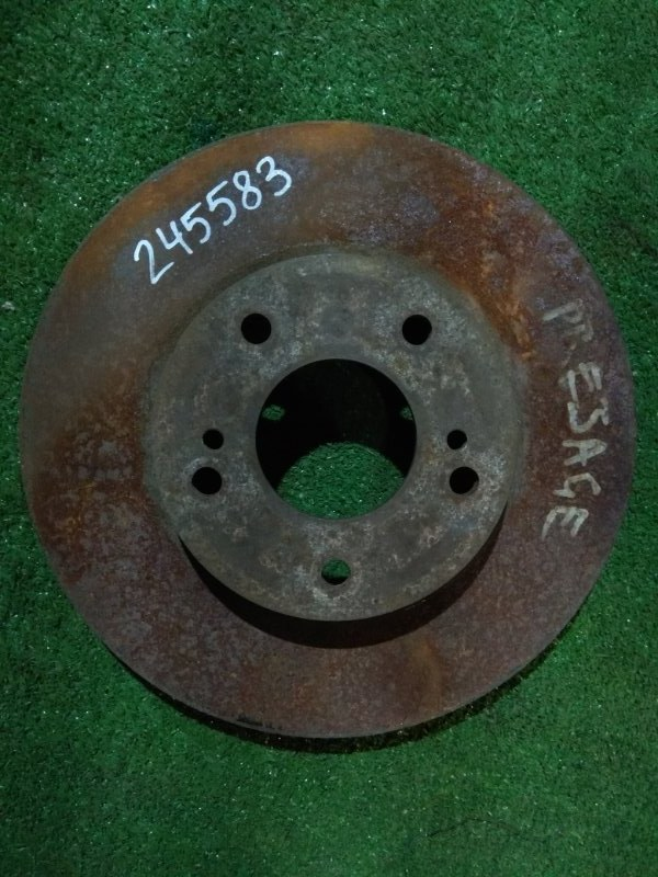 Диск тормозной Nissan Serena TC24 передний RN1584V Ф280, T27, 5 ШПИЛЕК, PRESAGE U30,