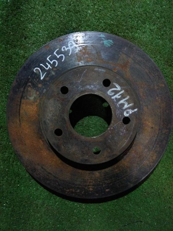 Диск тормозной Nissan Liberty PM12 SR20DE передний RN1180V Ф282, T28, 5*114.3, LIBERTY PM12,