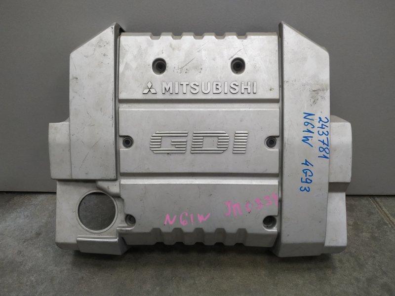 Крышка двигателя Mitsubishi Rvr N61W 4G93 MD347865 декоративная крышка , пластик