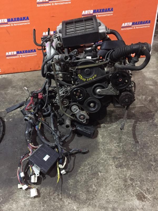 Двигатель Mitsubishi Pajero Mini H58A 4A30T 1998 891918 ХТС, 82т.км в сборе