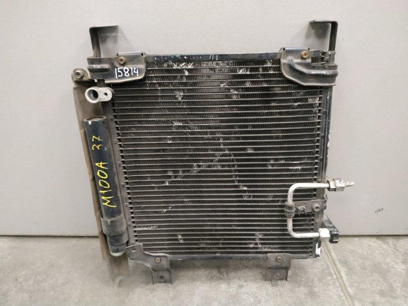 Радиатор кондиционера Toyota Duet M100A EJ-DE 1998 88461-97205