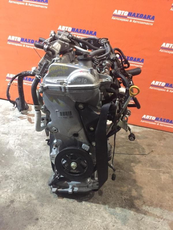 Двигатель Toyota Aqua NHP10 1NZ-FXE 2011 1107126 22т.км коллектор впуск,шкив,датчики,форсунки