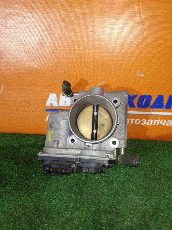 Заслонка дроссельная Mazda Premacy CWEFW LF-VDS 2010 LF2L 13 640 23т.км электронная